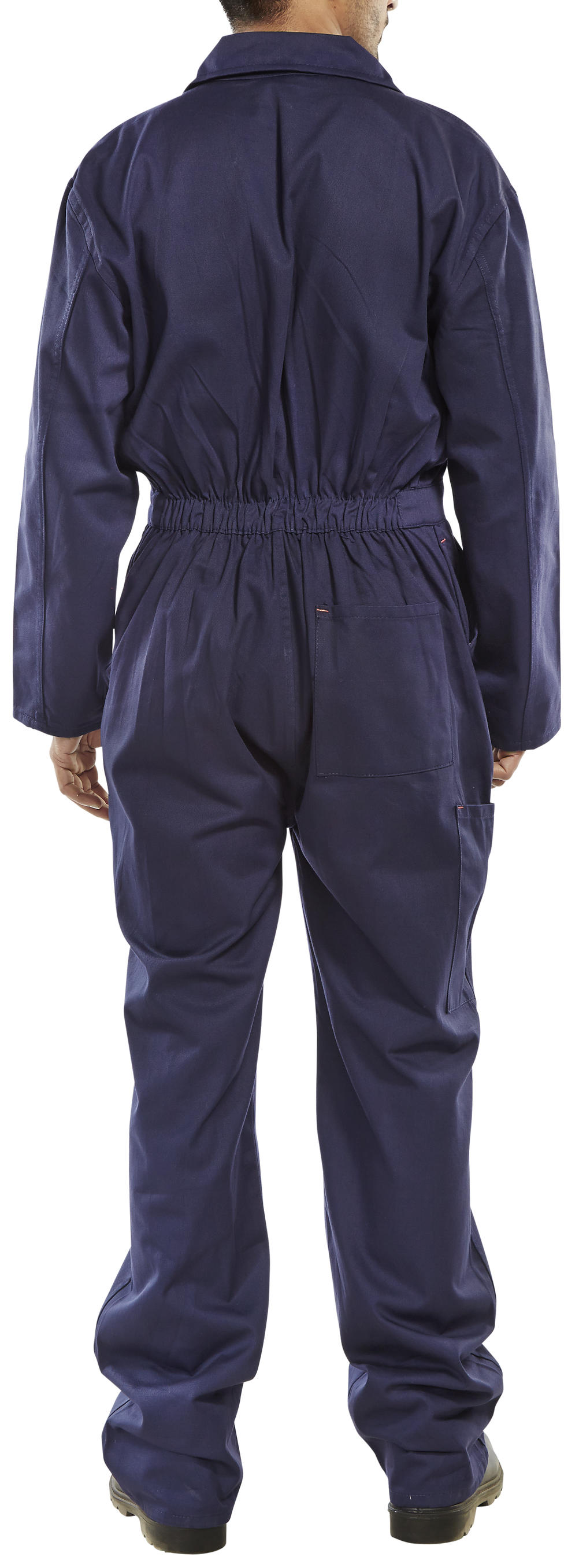 CLICK COTTON DRILL BOILERSUIT - CDBS