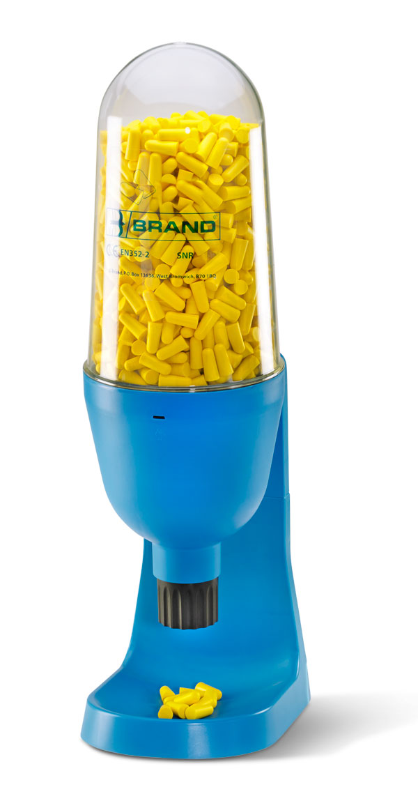 B-BRAND EAR PLUG DISPENSER 500 - BBEP500DS