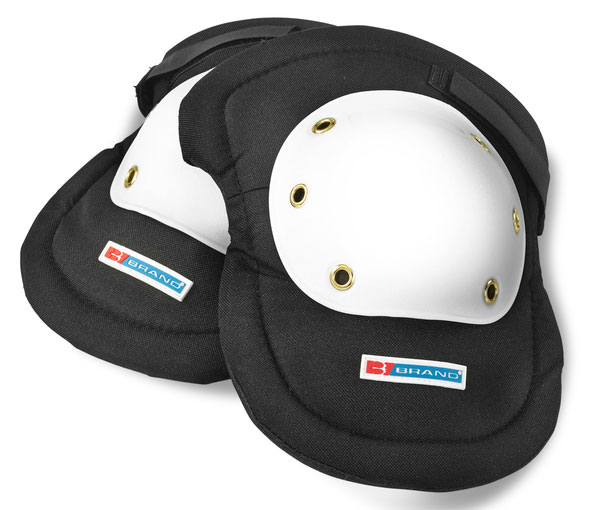 RIVETED CAP KNEE PADS - BBKP02