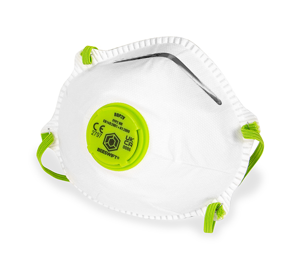 P2 VALVED MASK - BBP2V