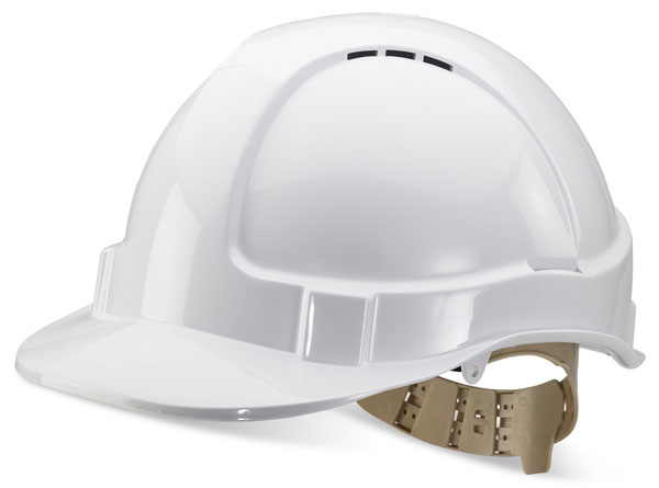 VENTED SAFETY HELMET - BBVSH