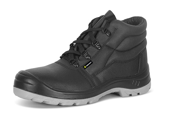 CLICK 4 D-RING BOOT WITH SCUFF CAP - CDDSCCMSBL