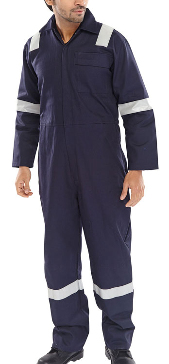 FIRE RETARDANT NORDIC DESIGN BOILERSUIT - CFRBSNDN