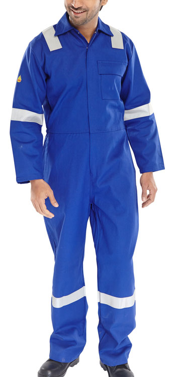 FIRE RETARDANT NORDIC DESIGN BOILERSUIT - CFRBSNDR