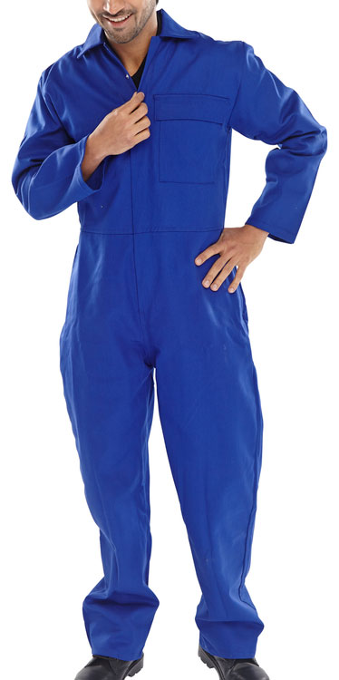 FIRE RETARDANT BOILERSUIT - CFRBSR
