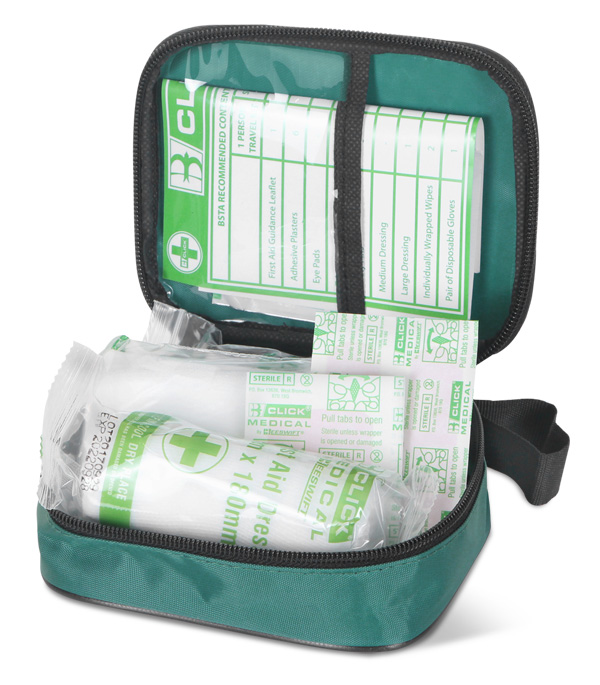 TRAVELLING FIRST AID POUCH - CM0002