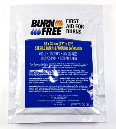BURN FREE BURNS DRESSING 30 X 20CM - CM0334