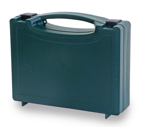 CLICK MEDICAL 1060 SMALL PRIESTFIELD FIRST AID BOX GRN - CM1012