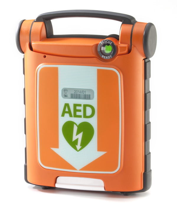 CARDIAC SCIENCE G5 AED FULLY AUTOMATIC DEFIBRILLATOR - CM1200