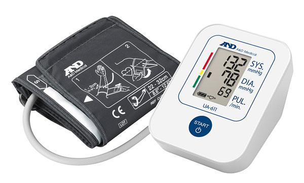 BLOOD PRESSURE MONITOR UPPERARM - CM1722
