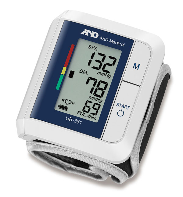WRIST BLOOD PRESSURE MONITOR  - CM1723