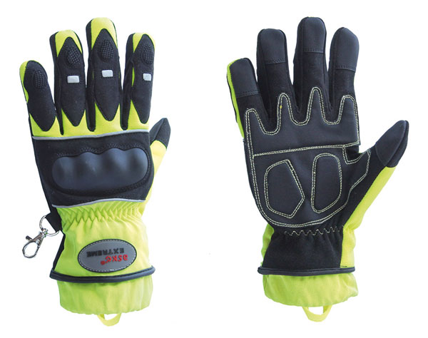 EXTREME KNUCKLE PADDED GLOVE - EKPGY