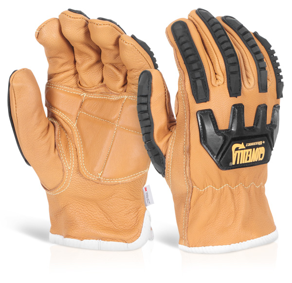 GLOVEZILLA IMPACT ARC FLASH THERMAL DRIVERS GLOVE - GZ84BR