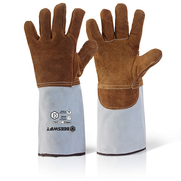 HIGH QUALITY HEAT RESISTANT GAUNTLET - HRG2