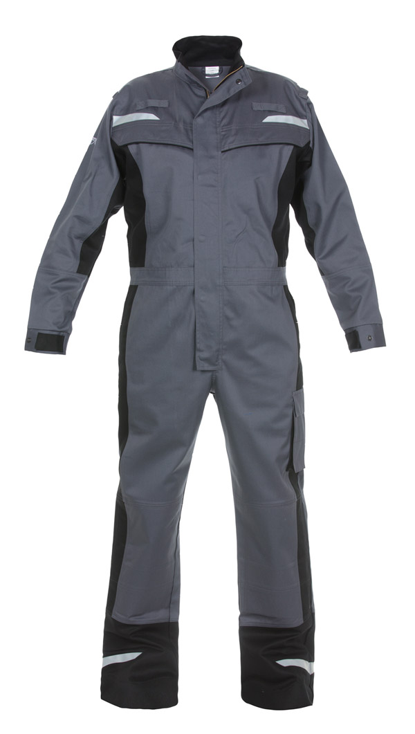 MAYEN MULTI VENTURE FR AS COVERALL - HYD043484GYBL