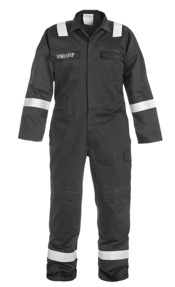 MIERLO MULTI CVC FR AS COVERALL  - HYD043500BL
