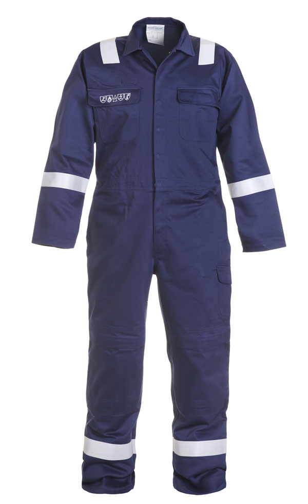 MIERLO MULTI CVC FR AS COVERALL  - HYD043500N