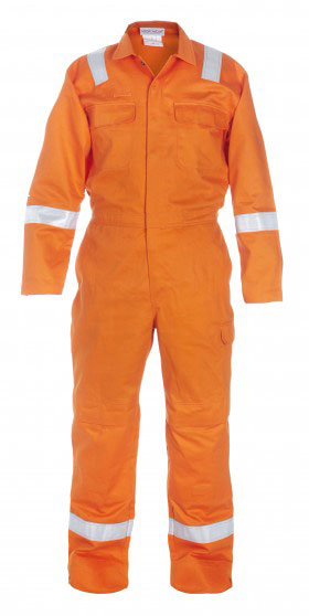 MIERLO MULTI CVC FR AS COVERALL  - HYD043500OR