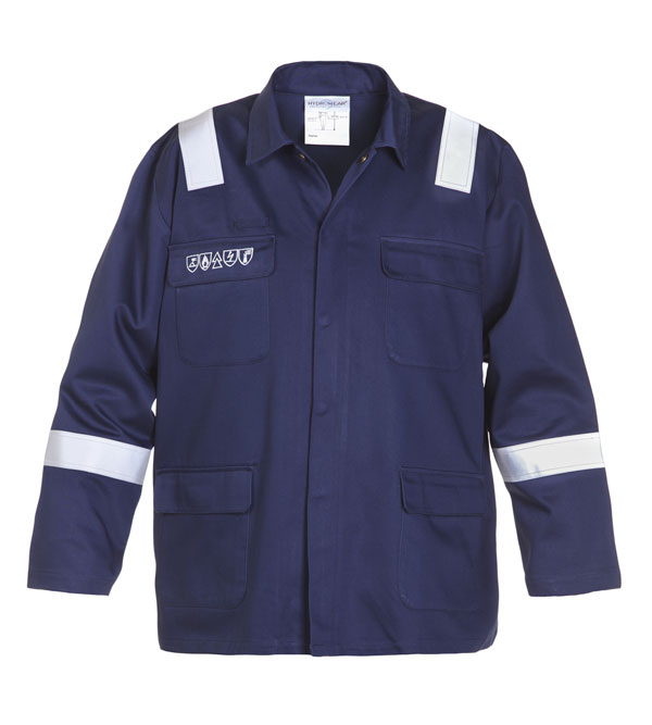 MELK MULTI CVC FLAME RETARDANT ANTI-STATIC JACKET  - HYD043505N