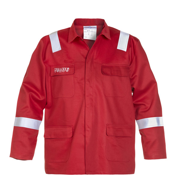 MELK MULTI CVC FLAME RETARDANT ANTI-STATIC JACKET  - HYD043505RE