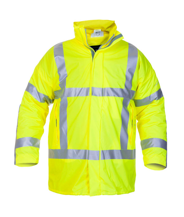 NORFOLK MULTI HYDROSOFT FLAME RETARDANT ANTI-STATIC WATERPROOF LINED PARKA  - HYD066850SY