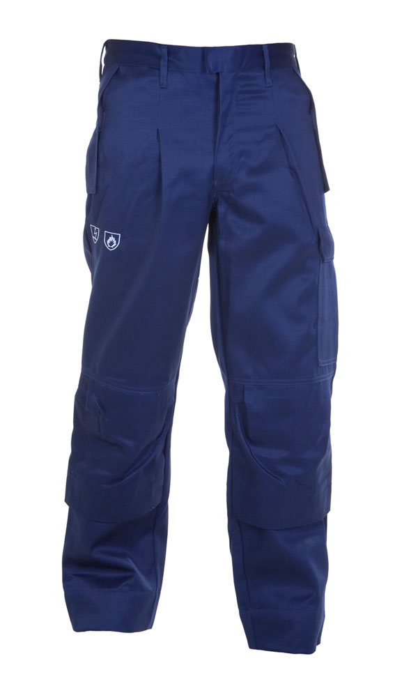 MEPPEL MULTI COTTON FLAME RETARDANT ANTI-STATIC TROUSERS - HYD3458N