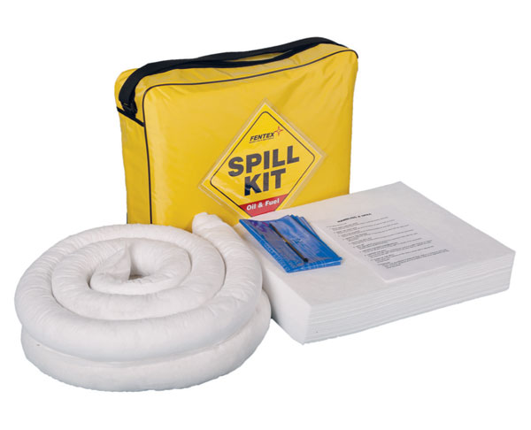 OIL & FUEL SPILL KIT 50LTR  - OSK50