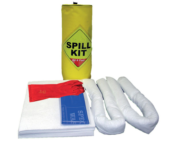 CAB/VEHICLE/FORKLIFT SPILL KIT  - OSKFT
