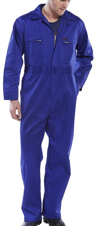SUPER CLICK HEAVY WEIGHT BOILERSUIT - PCBSHWR