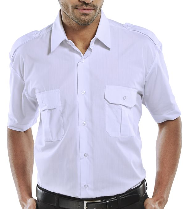 PILOT SHIRT SHORT SLEEVE - PSSSW