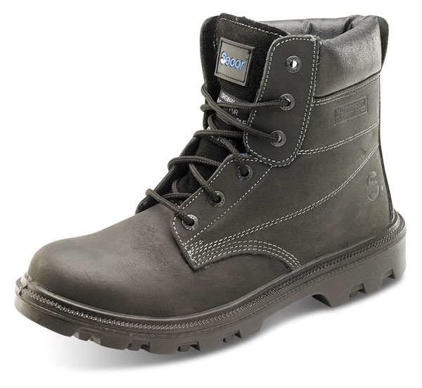 SHERPA DUAL DENSITY 6 INCH BOOT - SBBL