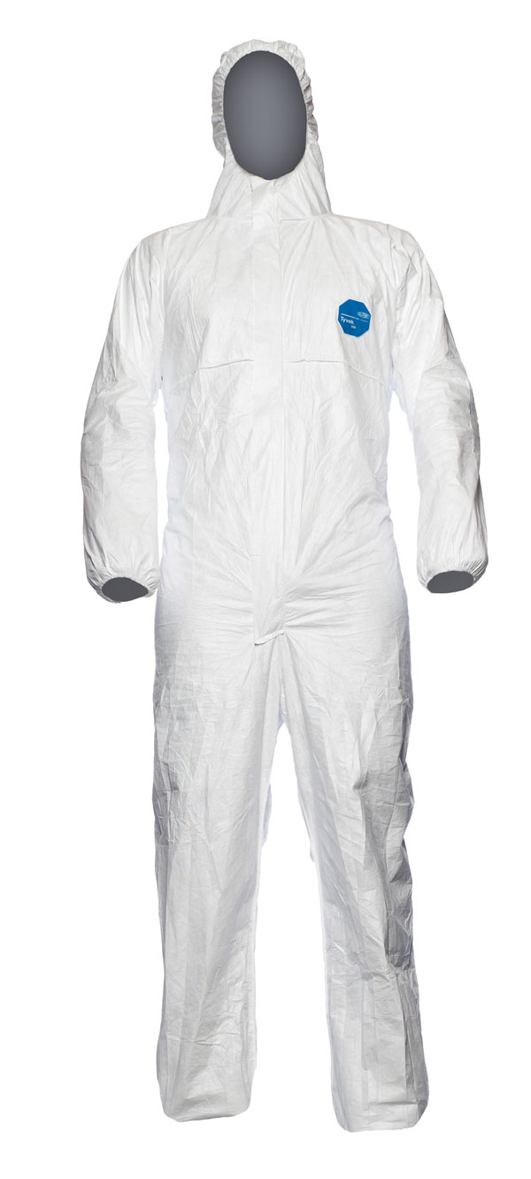 TYVEK PROTECH BOILERSUIT - TBSH