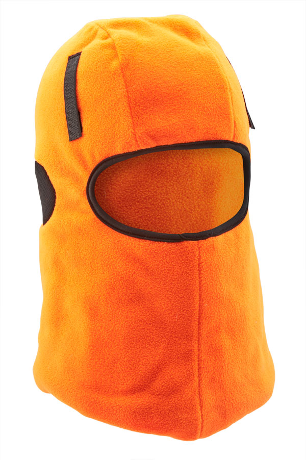 BALACLAVA HOOK AND LOOP THINSULATE LINED - THBVCOR