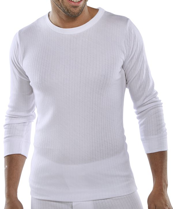 LONG SLEEVE THERMAL VEST - THVLSW