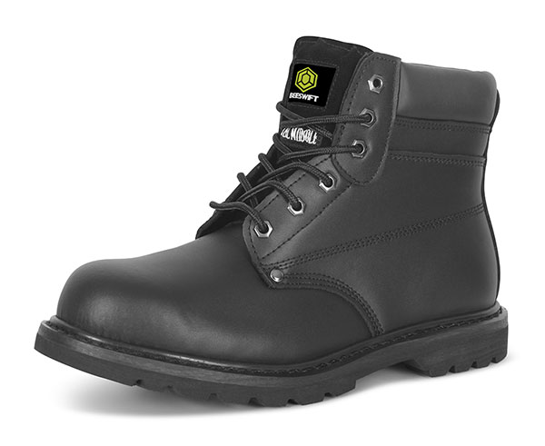 CLICK GOODYEAR WELTED 6 INCH BOOT - GWBMSBL